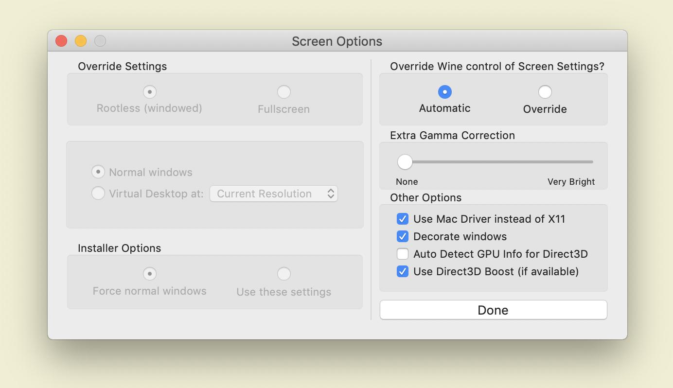 Run MTGArena on Mac OSX